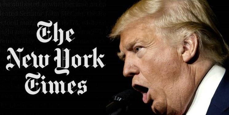 گزارش نیویورک تایمز درباره شکست کرونایی آمریکا، صدای ترامپ را درآورد