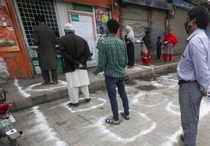 افزایش تعداد مبتلایان و قربانیان کرونا در پاکستان؛ قرنطینه عمومی سخت تر شد