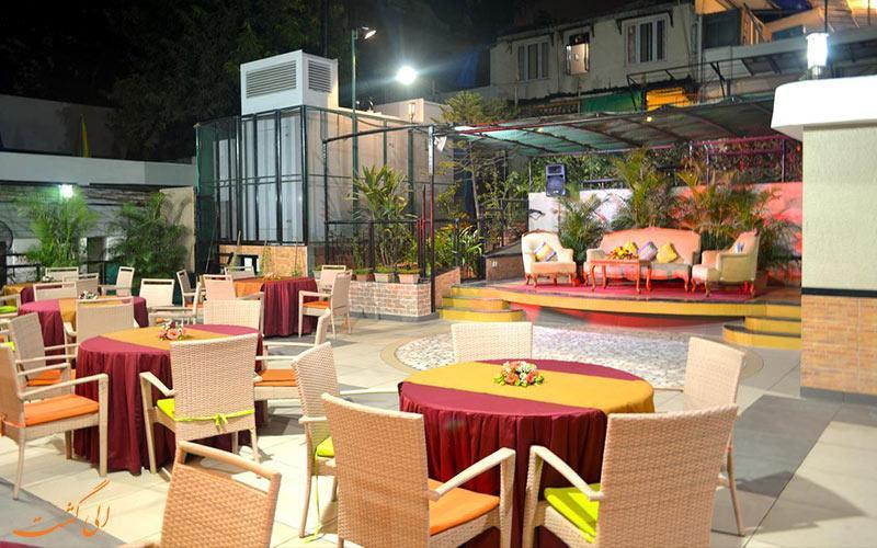 معرفی هتل امرالد جوهو بمبئی ، 4 ستاره