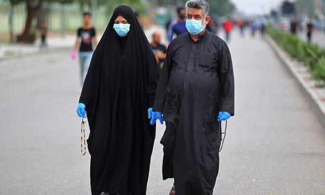 کاهش محدودیت های قرنطینه در عراق بخاطر ماه رمضان