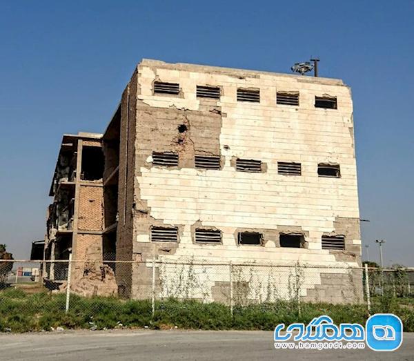 ثبت ملی ساختمان قدیم اداره بندر و کشتیرانی خرمشهر