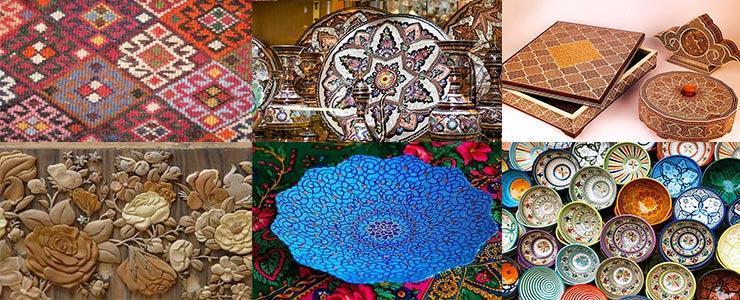شهر جهانی صنایع دستی در دام کرونا