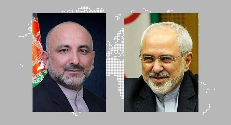 گفتگوی ظریف با وزیرخارجه افغانستان؛ توافق دو طرف برای آنالیز ابعاد حادثه مرزی