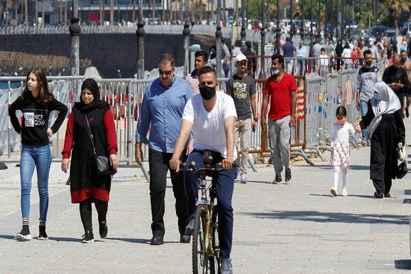قرنطینه 4 روزه در لبنان به دنبال افزایش شمار مبتلایان به کرونا