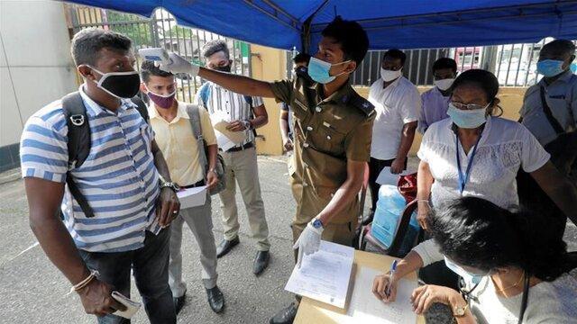 برگزاری انتخابات پارلمانی سریلانکا تحت تدابیر کرونایی