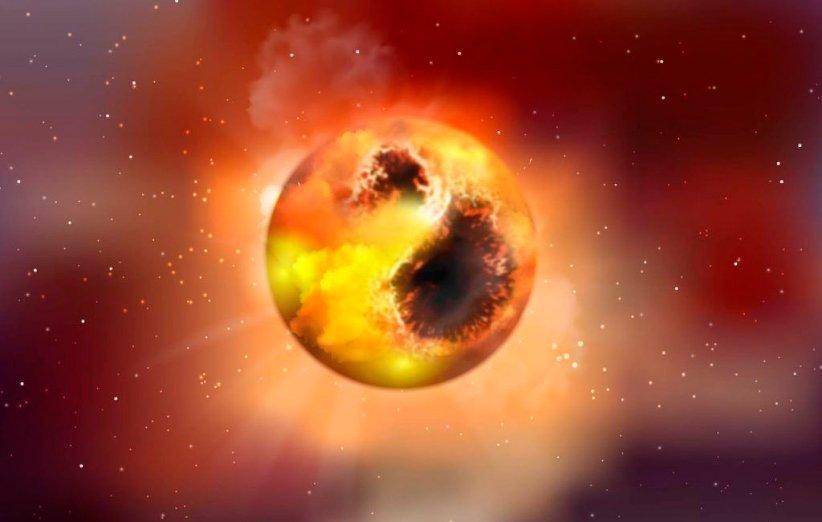نتایج پژوهش های جدید درباره دلیل کم نور شدن ستاره ابط الجوزا