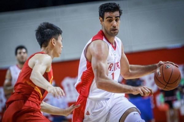 ارسلان کاظمی به فینال انتخاب برترین دانک بسکتبال دنیا راه یافت