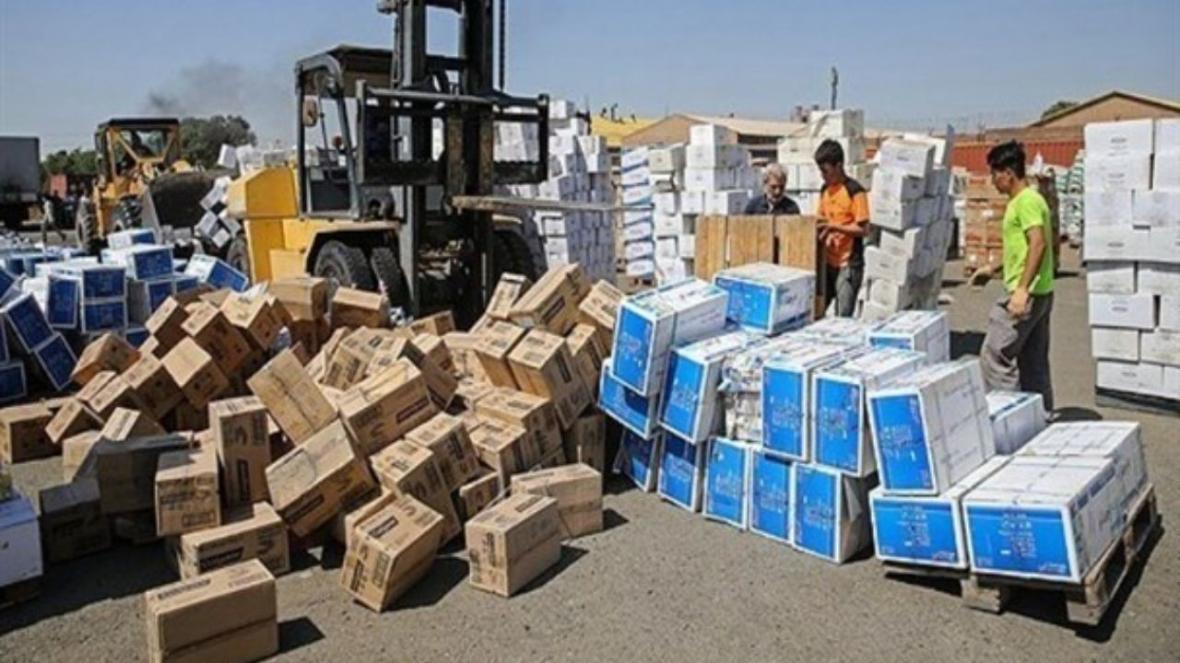 تخلفات قاچاق کالا از گمرک مهاباد افزایش یافت