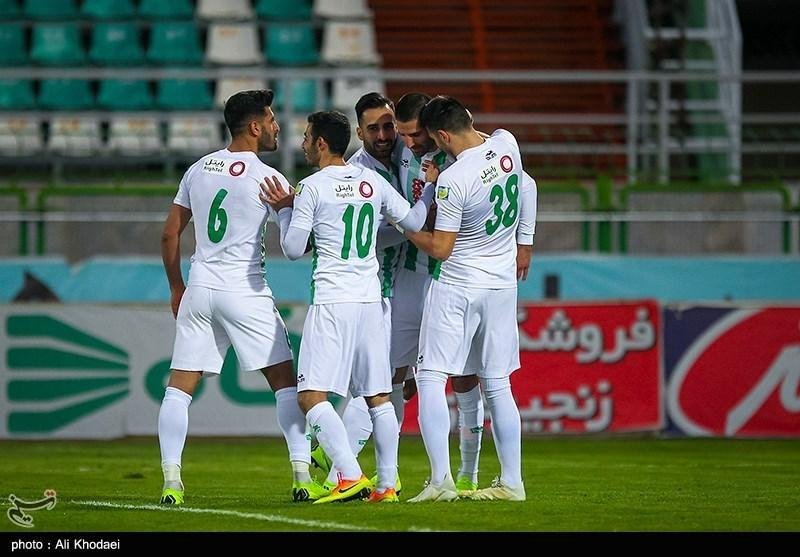 لیگ برتر فوتبال، ذوب آهن بال های شاهین را چید، لوکا شاگردش را با 5 گل نقره داغ کرد