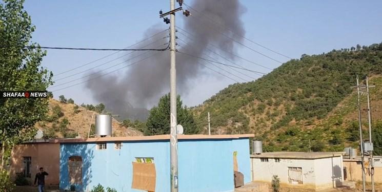 ترکیه بار دیگر شمال عراق را به شدت بمباران کرد