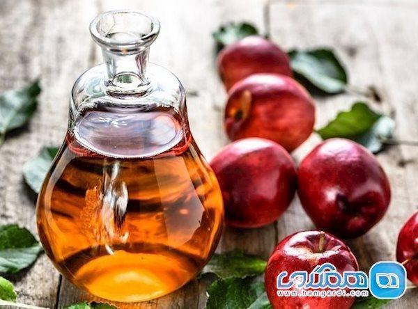 با 2 قاشق سرکه سیب چند کیلو لاغر می کنیم؟
