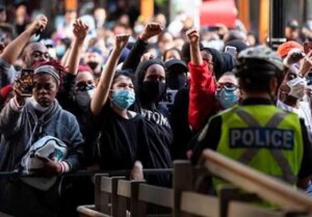 استعفای کادر فرماندهی پلیس راچستر در پی اعتراضات گسترده