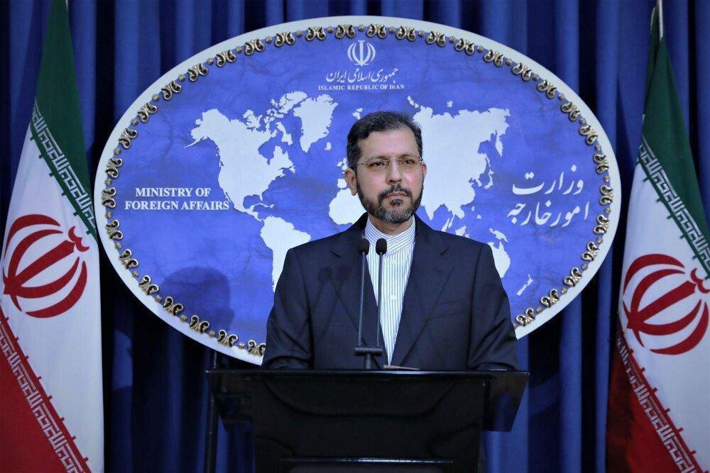 موضع گیری ایران نسبت به حمله تروریستی امروز در افغانستان