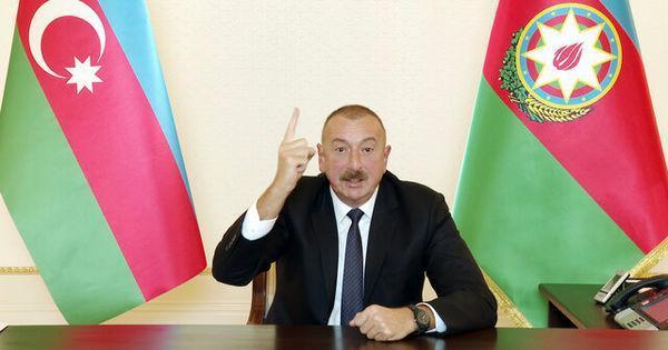 شرط رییس جمهور آذربایجان برای توقف عملیات نظامی در قره باغ