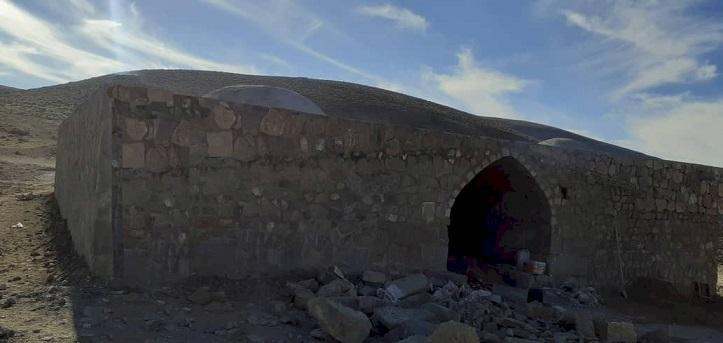 اتمام فاز دوم حفاظت و بازسازی کاروانسرای تاریخی ایری ورزقان