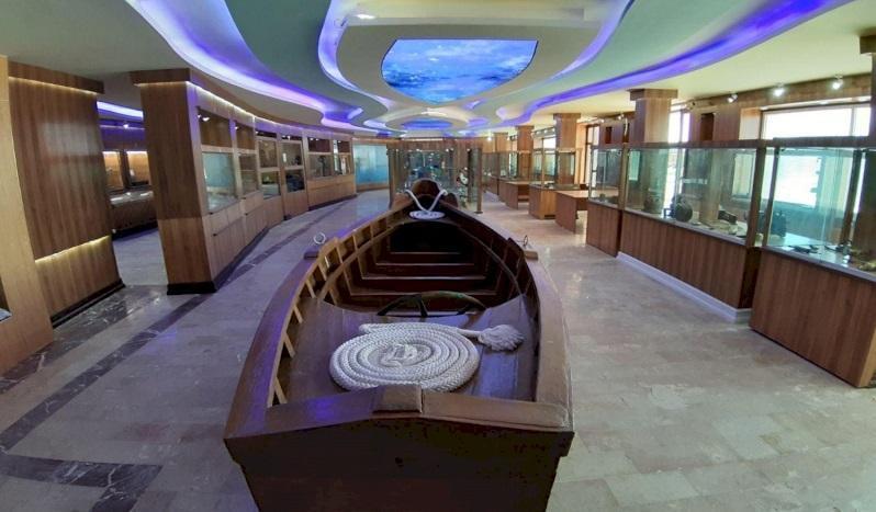موزه دریانوردی بندر شرفخانه سومین گام آذربایجان شرقی در راه تأسیس موزه های صنعتی