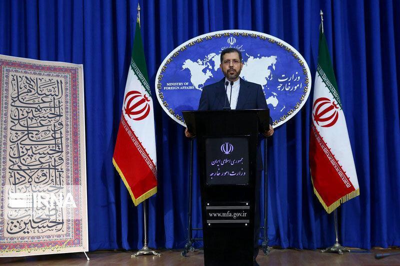 واکنش ایران به حمله تروریستی در وین