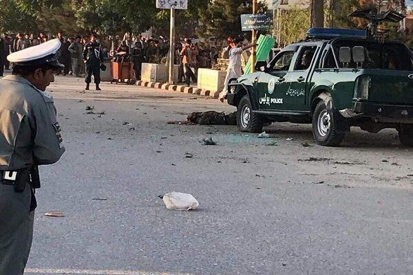 زخمی شدن 24 نفر در حمله به یک پایگاه نظامی در افغانستان