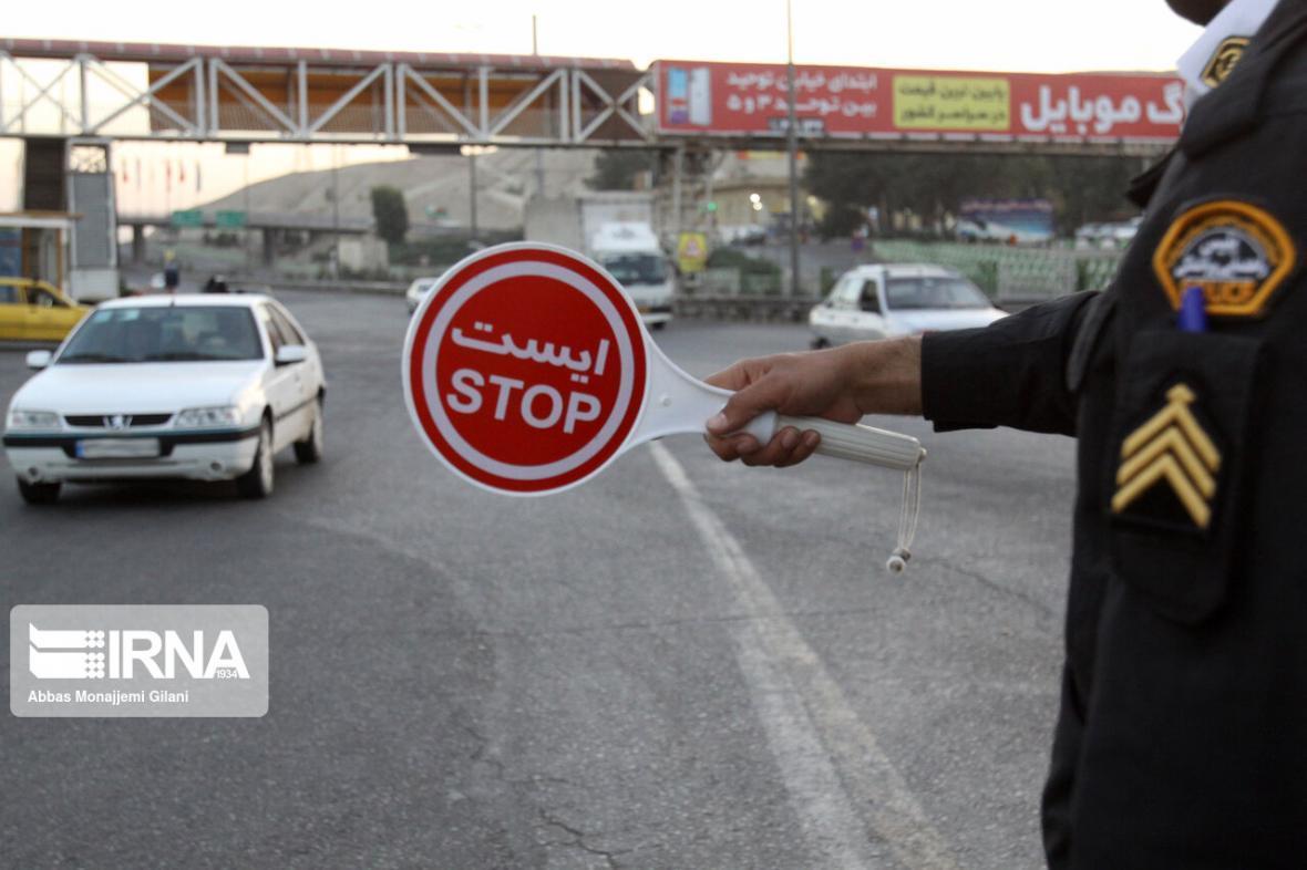 خبرنگاران تردد خودروها در اصفهان ممنوعیت ندارد