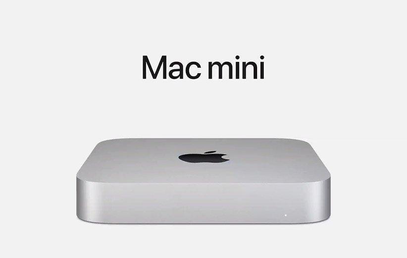 اپل از مک مینی جدید با پردازنده ی M1 خود رونمایی کرد