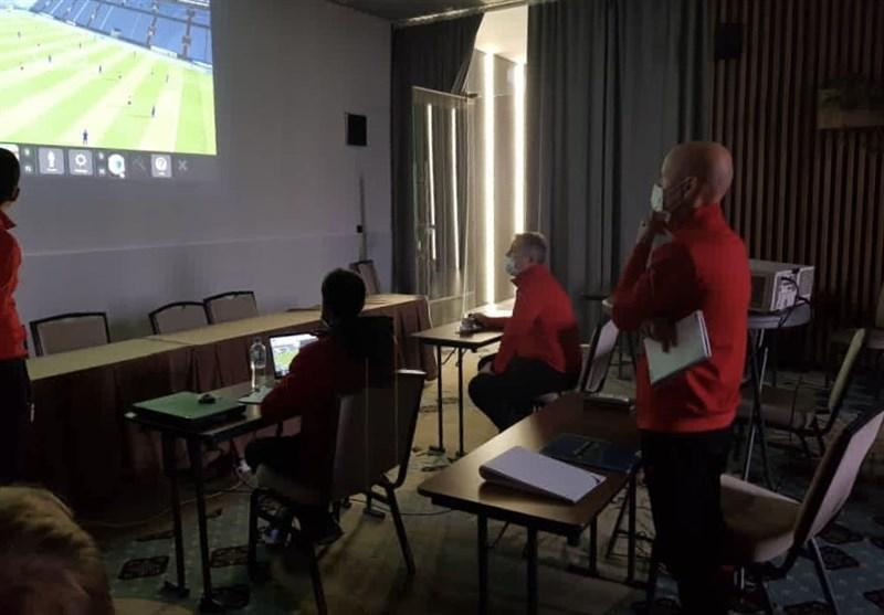 بررسی بوسنی از سوی کادرفنی تیم ملی