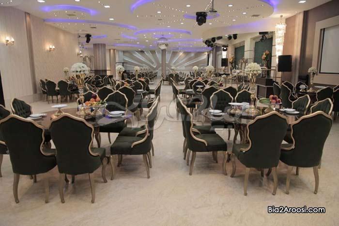 خدمات تالار عروسی و باغ عروسی