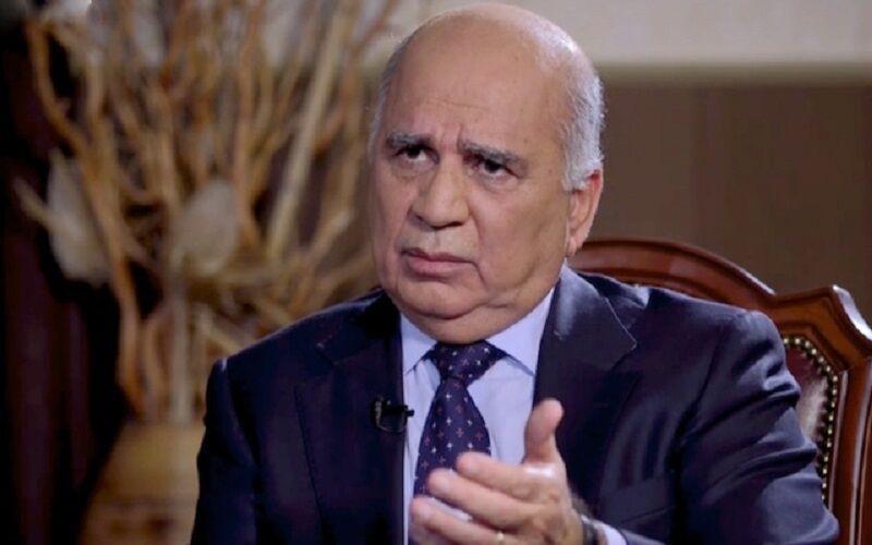 خبرنگاران فواد حسین: انتظار رویکرد متفاوتی از بایدن در پرونده عراق داریم