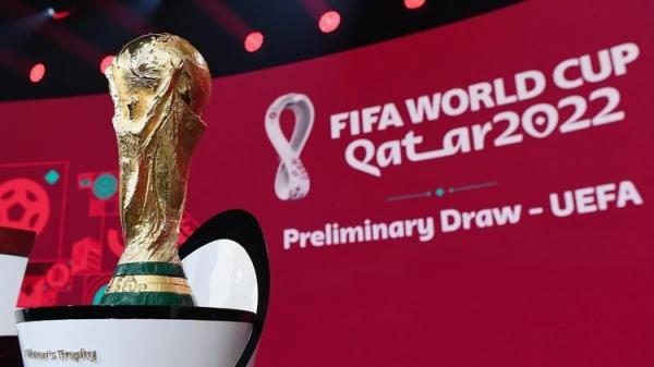 قرعه کشی انتخابی جام جهانی 2022 در قاره اروپا