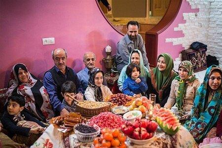 امسال به امید عید دیدنی سال 1400 یلدا دور هم جمع نمی شویم