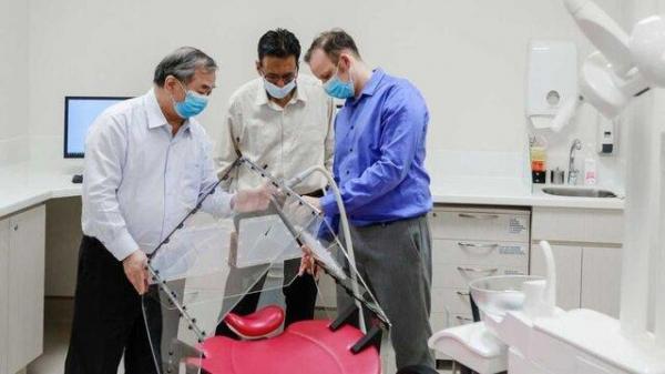 حل استرس مراجعه به دندانپزشکی در دوران کرونا با روشی نوین
