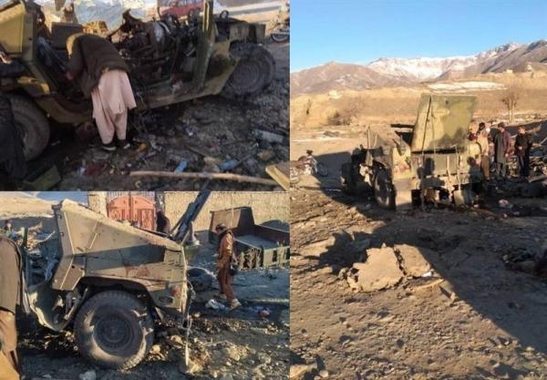 کشته شدن 25 نیروی امنیتی در حمله طالبان به شرق افغانستان