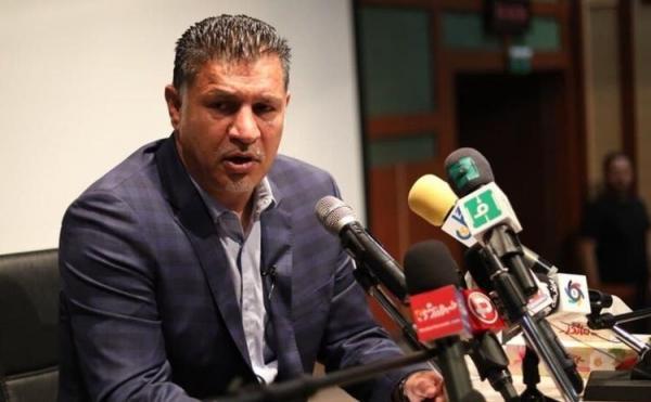 واکنش علی دایی به ریاست فدراسیون فوتبال