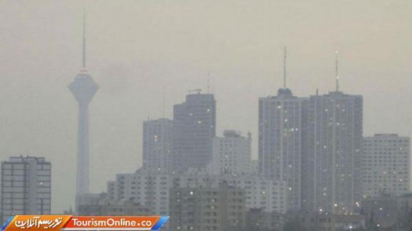 آلودگی هوای تهران برای گروه های حساس