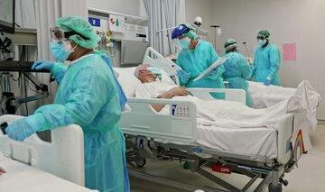 بیمارستان های کالیفرنیا به علت کرونا در آستانه فاجعه هستند
