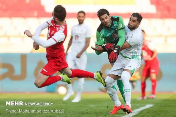 دست گل محمدی را خواندیم، پرسپولیس عصبی و احساسی بازی کرد