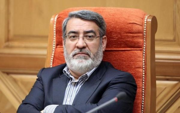 وزیر کشور: تهران الان هم تقریبا تعطیل است
