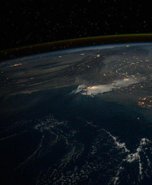 پیش بینی شیوع وبا از فضا