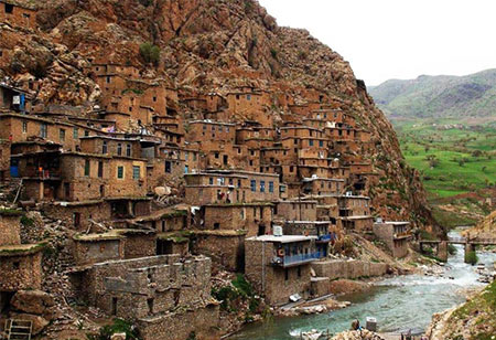 معرفی روستای ژیوار
