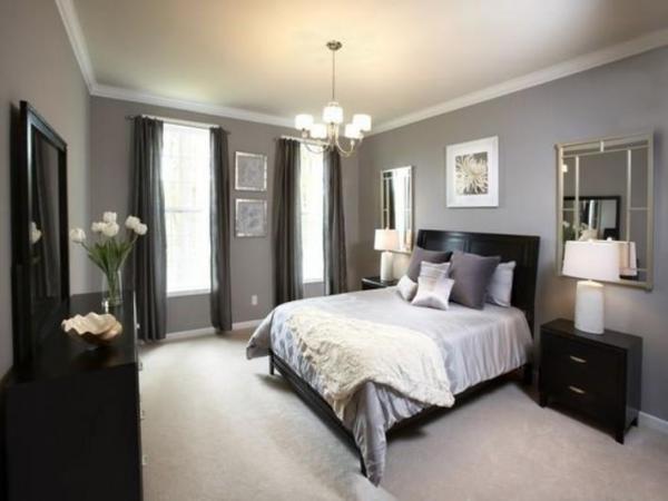رنگ بندی مناسب اتاق خواب