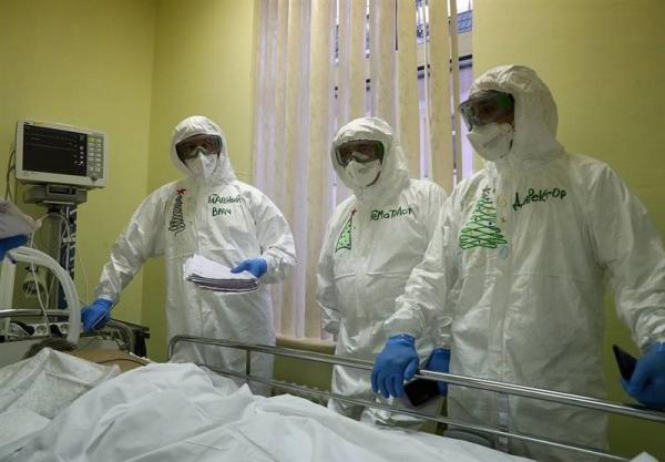 83 درصد مبتلایان به کرونا در روسیه درمان شده اند