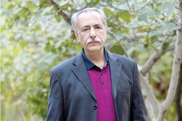 (ویدئو) بهاءالدین خرمشاهی در بیمارستان بستری شد