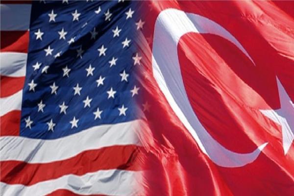 تحریم های آمریکا علیه صنایع دفاعی ترکیه