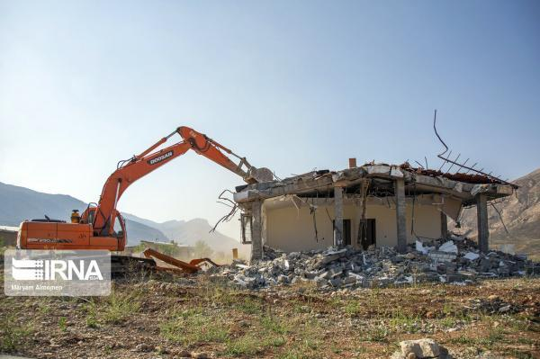 خبرنگاران زمین خواری 24 میلیارد ریالی در تنگستان کشف شد
