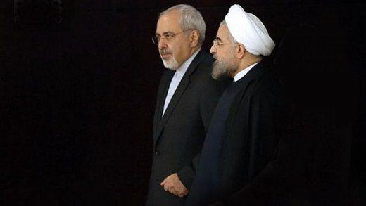 واکنش کاربران فضای مجازی به مصادره اموال روحانی و ظریف