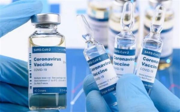 صف آرایی واکسن ها