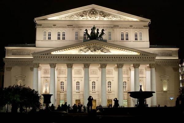 معروف ترین سالن های تئاتر مسکو