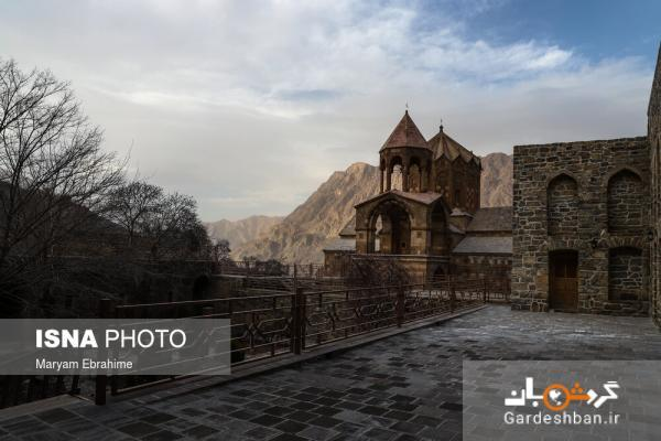 کلیسای سنت استپانوس؛دومین کلیسای مهم ارامنه ایران