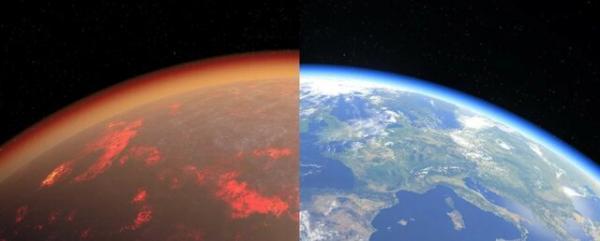 جو زمین چگونه به شکل امروزی درآمد؟