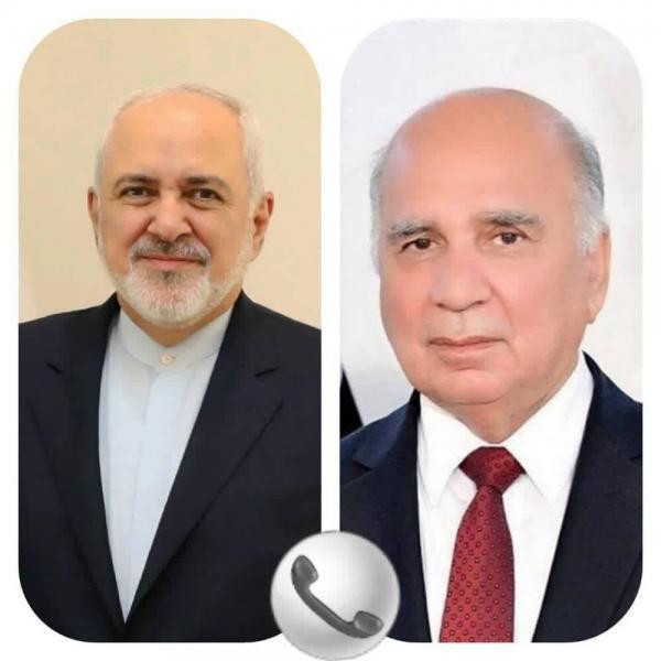 ظریف خواهان شناسایی عاملان تعرض به کنسولگری ایران شد