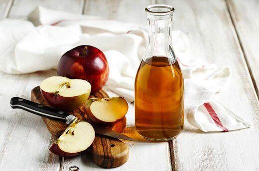 6خاصیت شگفت انگیز سرکه سیب که از آنها بی خبرید